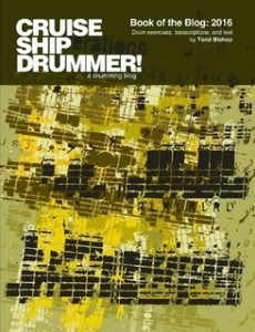 Drumming books by Todd Bishop – PDXdrummer